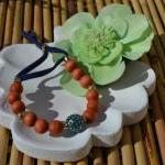 Assorted Wood Bead Bracele..