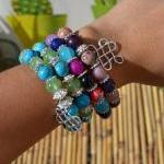Assorted Bead Bracelet Wit..